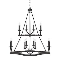 Ravenwood 2 Tier Chandelier