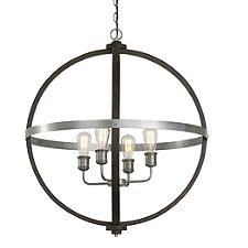 Ashton Orb Pendant Light