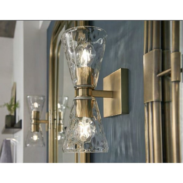 Lyra Cone Wall Sconce