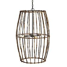 Sanibel Foyer Pendant Light