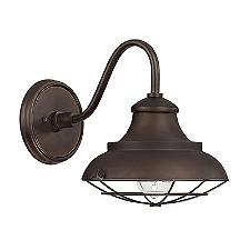 Barn Style Outdoor Wall Sconce