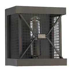 Jackson Square Cage Wall Sconce