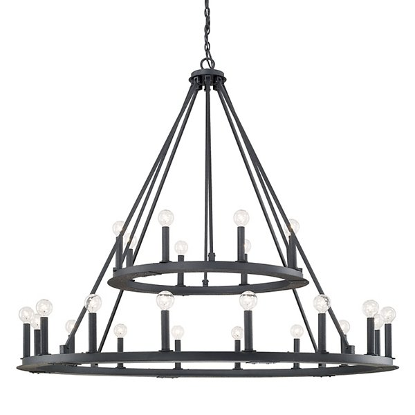 Pearson 2 Tier Chandelier by Capital Lighting at Lumens.com
