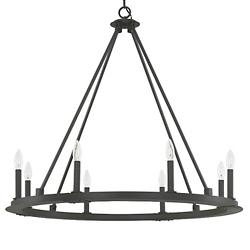 Pearson Conical Chandelier