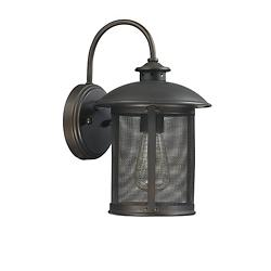 Dylan Outdoor Mesh Wall Sconce