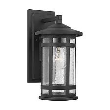 Mission Hills Cylindrical Outdoor Wall Sconce