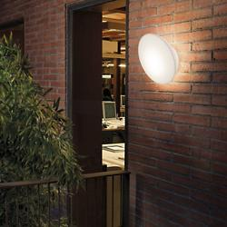Happy Outdoor Wall Sconce