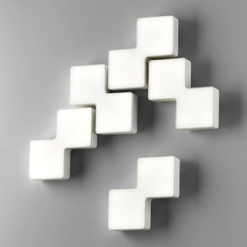 Noa LED Wall/Ceiling Light