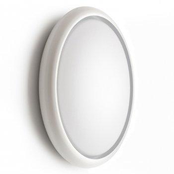 Shown in Outside White/Inside White finish