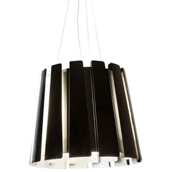 Shown in Black finish, Extra Large / 23.6 in. D