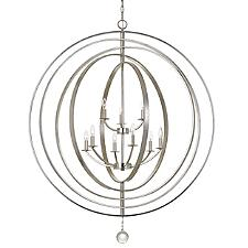 Luna 9-Light Chandelier