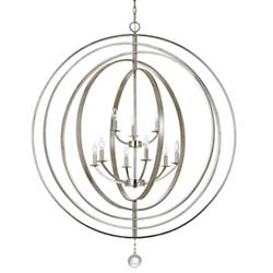 Luna 9 Light Chandelier