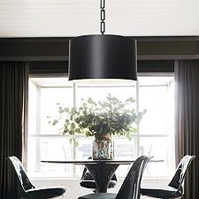 Alston Drum Pendant