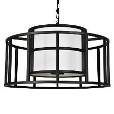 Hulton Drum Pendant Light