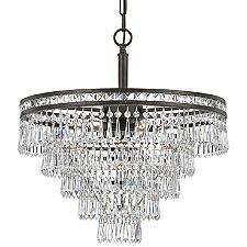 Mercer Round Chandelier