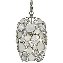 Palla Pendant (Antique Silver) - OPEN BOX RETURN