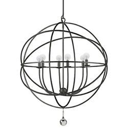 Solaris Chandelier (English Bronze/Large) - OPEN BOX RETURN