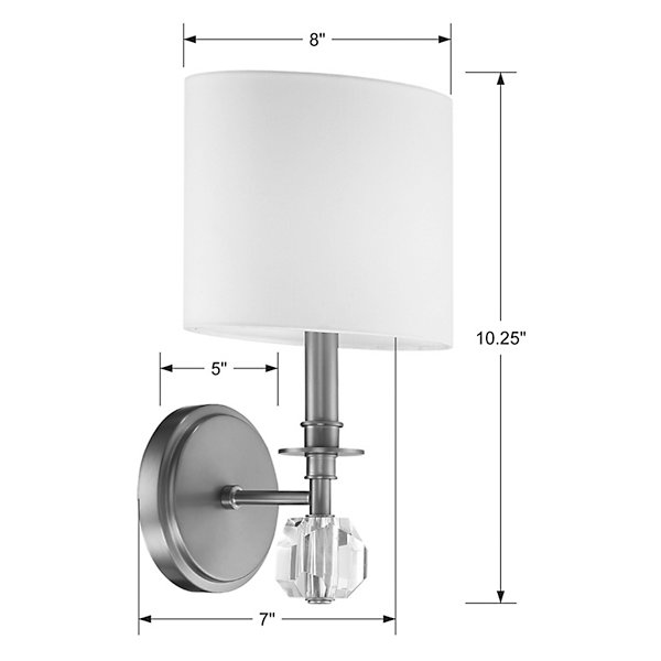 Chimes Wall Sconce