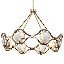 Quincy 8-Light Chandelier