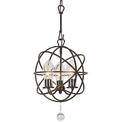 Solaris Outdoor Chandelier