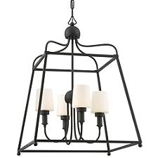 Sylvan 4-Light Outdoor Chandelier