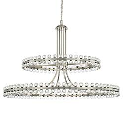 Clover 2-Tier Chandelier