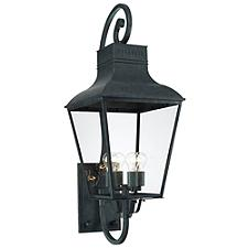 Dumont Large Outdoor Wall Sconce