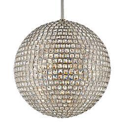 Genesis Globe Chandelier