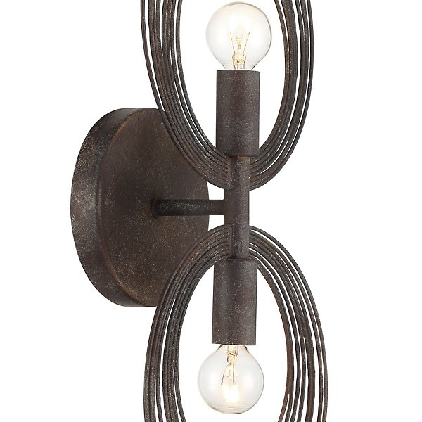 Doral Double Wall Sconce