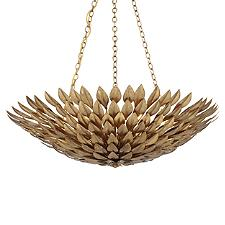 Broche Pendant Light