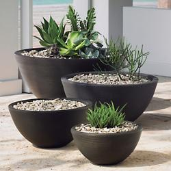 Modern Planters Outdoor Modern planters planter boxes outdoor planters at lumens delano planter workwithnaturefo