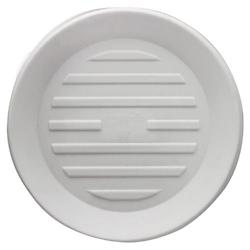 Universal Round Saucer (White/15 inch) - OPEN BOX RETURN