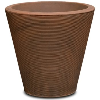 Shown in Mocha finish, 14 in size