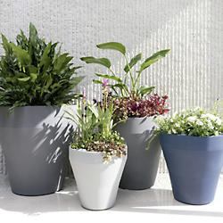 Rim Self-Watering Planter