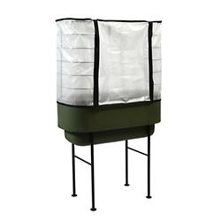 Greenhouse Cover for Nest Raised Planter