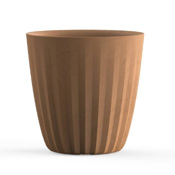 Shown in Weathered Terracotta color, Short size