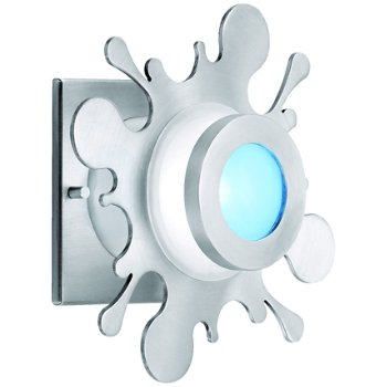 Splat Outdoor Wall Sconce