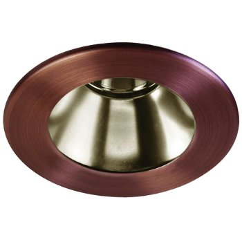 Shown in Antique Copper finish w/Anodized Natural interior color