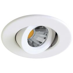 Concerto 4 inch LED Round Adjustable Trim
