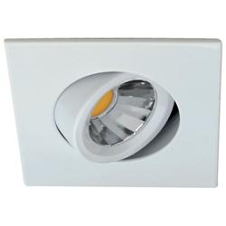 Concerto 4 inch LED Square Adjustable Trim
