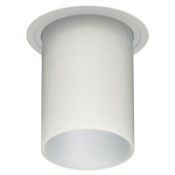 Ardito 3.5 in. Frosted Glass Tube Trim