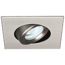 Urbai 4 Inch Square Adjustable LED Trim