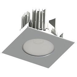 """ECORENO 4"""" Square LED Trim"""