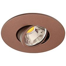 Concerto 3 1/2 Inch Adjustable LED Trim