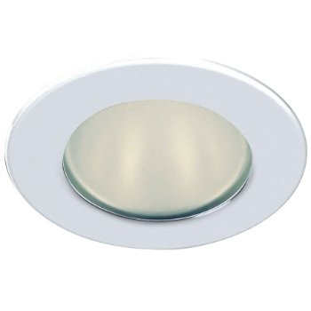 Concerto 3 1/2 inch LED Round Shower Trim