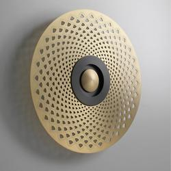 Earth Mandala LED Wall / Flushmount