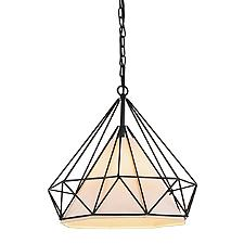 Diamond Down Pendant Light