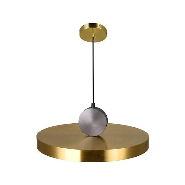 Saleen LED Disc Pendant