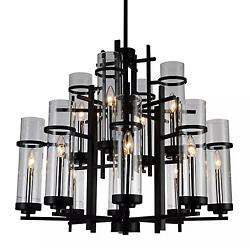 Sierra 2 Tier Chandelier