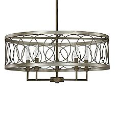 Florence Drum Pendant Light